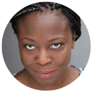 Aicha Kossoko French voiceover headshot