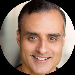 Alan Suri, Punjabi, Male, Voiceover, Headshot
