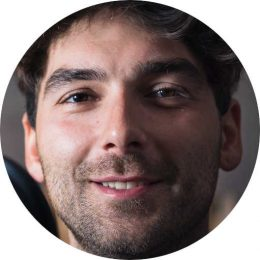 Ales Jirousek Czech Male Voiceover Headshot