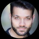 Alessandro Ananasso Italian voiceover headshot