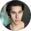 Alexei Liss, Swedish, Male, Voiceover, Headshot