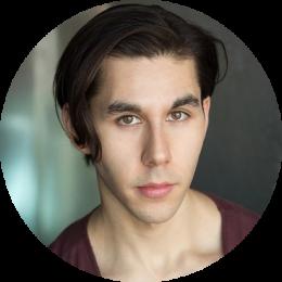 Alexei Liss, Swedish, Male, Voiceover, Headshot
