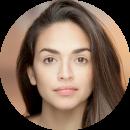 Amanda Villanova, New, Female, Spanish-Latin, Voiceover, Headshot