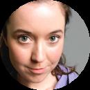 Amy McAllister voiceover headshot