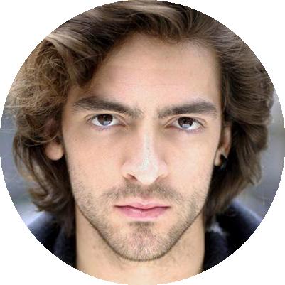 Andreas Munoz Spanish male voiceover Headshot