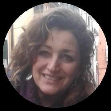 Anna Rigano Italian voiceover headshot