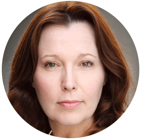 Annie Farr Northern Irish voice over headshot