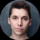 Ariel Butwyna, New, Male, Spanish, Spanish-Latin, Voiceover, Headshot