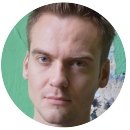 Atli Gunnarson Icelandic voiceover headshot