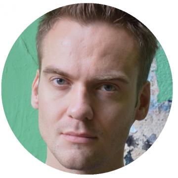 Atli Gunnarsson Norwegian voiceover headshot