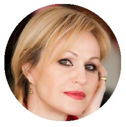 Babette Barat French voiceover headshot