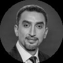 Badr Sayarh, New, Male, Arabic, Voiceover, Headshot