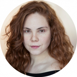 Barbara Ferrara-Bardile, New, Female, Spanish-Latin, Voiceover, Headshot