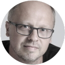 Bart Van Hulle Flemish voiceover headshot