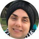 Behice Sark Turkish Female Voiceover Headshot