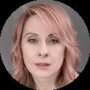 Benedetta Ferraro, New, Italian, Female, Voiceover, Headshot