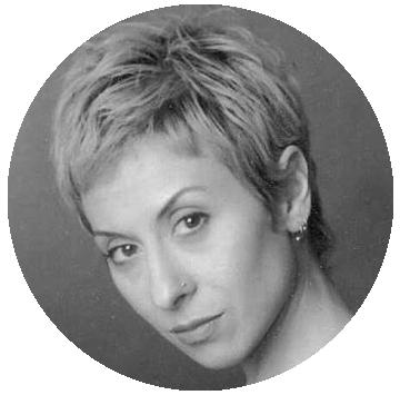 Benedetta Ferraro Italian voiceover headshot