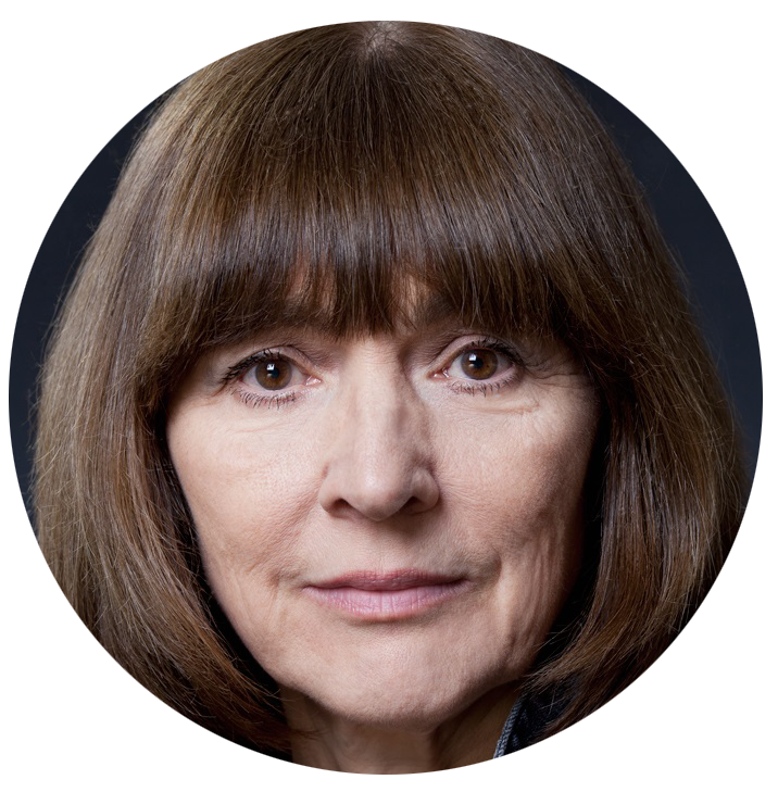Carolle Rousseau French voiceover headshot