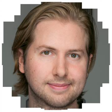 Caspar Rundegren Swedish voiceover headshot