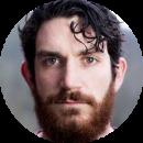 Chris Huntley-Turner Australian male voiceover Headshot