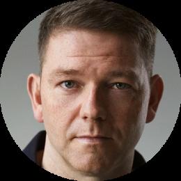 Chris Reilly, New, Male, Scottish, Voiceover, Headshot