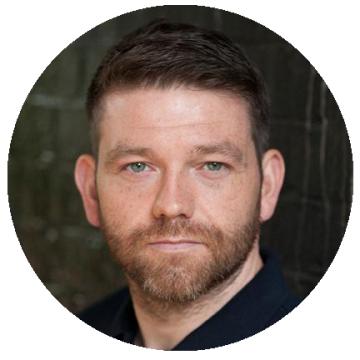 Chris Reilly voiceover headshot
