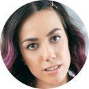 Cléo Caetano Portugese-Brazillian Female Voiceover Headshot
