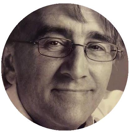 Claudio Solano Portuguese voiceover headshot