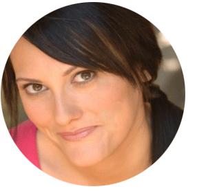 Corinne Kempa French voiceover headshot
