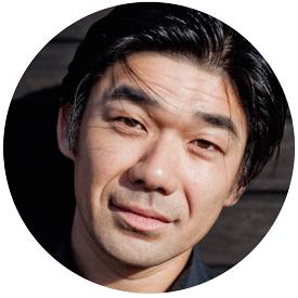 Dai Tabuchi Japanese Headshot