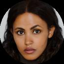 Daleya Marohn, German, New, Female, Voiceover, Headshot