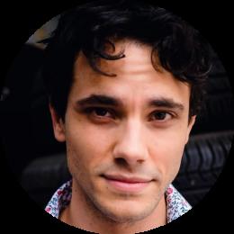 David Claudio, New, Male, Spanish, Voiceover, Headshot