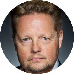 David John Male Voiceover Headshot
