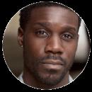 Marlon Day Black British male voiceover headshot