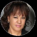 Debra Michaels voiceover headshot