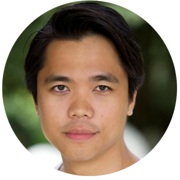 Dexter Galang US voiceover headshot