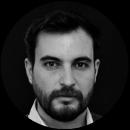 Diego Porzio Italian voiceover headshot