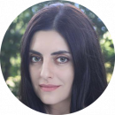 Dilek Yorulmaz Turkish female voiceover Headshot