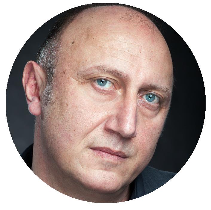 Dimitar Stoyanov Bulgarian voiceover headshot
