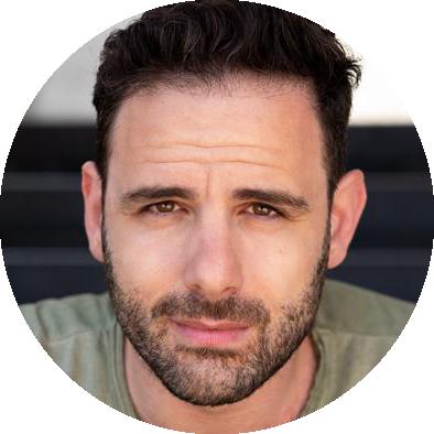 Edward DeGaetano Maltese male Voiceover Headshot