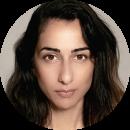Elif Knight, Female, Turkish, Voiceover, Headshot