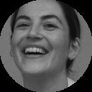 Emma Topolski French female voiceover Headshot