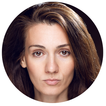 Eri Shuka Albanian voiceover headshot