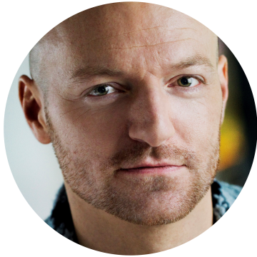 Erik Madsen Norwegian voiceover headshot