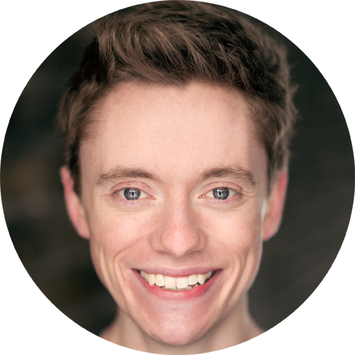 Ewan Goddard male voiceover Headshot