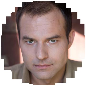 Gediminas Adomaitis Lithuanian voiceover headshot