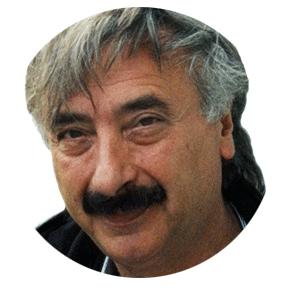 Giancarlo Ciccone Italian voice over headshot