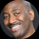 Ike Ononye Black British male voiceover Headshot