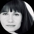 Irina Granovskaya, Russian, Female, Voiceover, Headshot