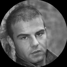 Ivan Luptak, Slovak, Male, Voiceover, Headshot